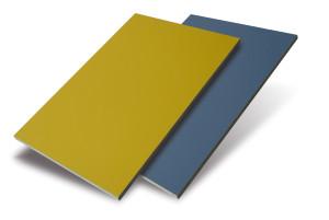 Lancery safire n goce en mat riaux de construction paris for Panneau de facade composite