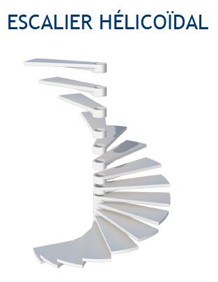 escalier helicoidal fiche technique